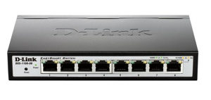 Switch D-Link DGS-1100-08 Gigabit