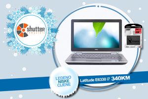 """WINTER SALE - DELL LATITUDE E6330 i7 3.Gen 13.3"""" SSD"""