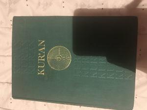 Kur'an Casni - Kolekcionarsko izdanje, sa prijevodom