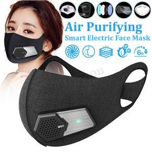 SMOG - Maska protiv smoga i prašine sa HEPA Filterom