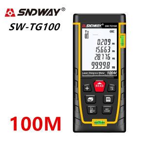 Laser Laserski Metar SNDWAY SW-TG100 100m Daljinomjer