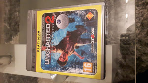 UNICHARTED 2 PS3 GAME
