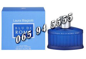 LAURA BIAGIOTTI Blu Di Roma Uomo 40ml  40 ml