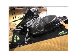 ARCTIC CAT Cross Country XF 8000 Limited