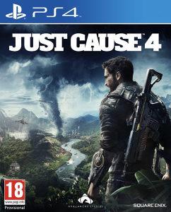 JUST CAUSE 4 PS4 DIGITALNA IGRA