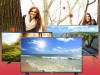 "Samsung 4K 55"" NU7093 UltraHD Smart TV UE55NU7093UXXH"