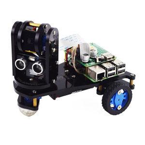 PiCar-A WiFi 3WD Smart Robot Car Raspberry
