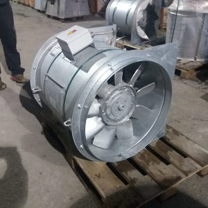 AKSIJALNI VENTILATOR 14.9 kW NOV!