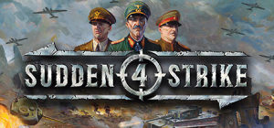 Sudden Strike 4 Steam Key GLOBAL