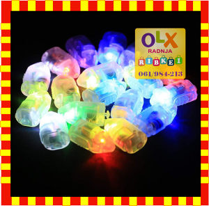 MINI LED diode koje svijetle, 20 komada za 10KM