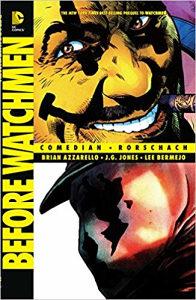 Before Watchmen: Comedian, Rorschach