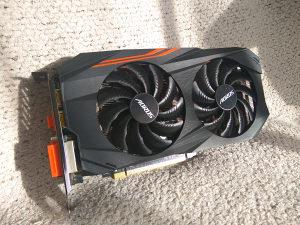 Grafička kartica Radeon RX 570 4 GB Gigabyte Aorus