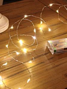 LED dekorativna žica - novogodisnji ukrasi