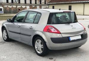 Renault Megan II 1.9 dCi 88kw 2002-2005 U DIJELOVIMA