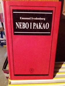 KNJIGA NEBO I PAKAO - Emanuel Svedenborg -