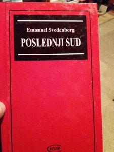 KNJIGA POSLEDNJI SUD - Emanuel Svedenborg -