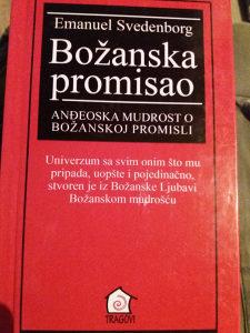 KNJIGA BOŽANSKA PROMISAO - Emanuel Svedenborg -