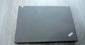 Laptop lenovo x201