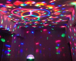 LED Muzicka Disco Bar Kugla(Bluetooth)/Besp.Dostava
