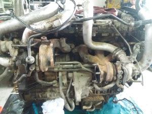 Motor t6 tvin turbo