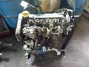 Motor Renault Kango 1.5 DCI 08g 62 kw K9K718 AE 814