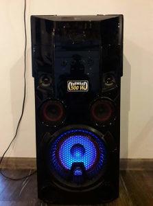 LG OM5560 Zvučnik 500 W