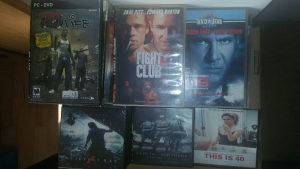 Filmovi razni na DVD