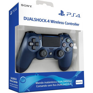 Sony DualShock 4 PS4 Controller Midnight Blue