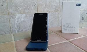 "Samsung Galaxy S6 EDGE  ""NOVO"""
