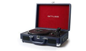 8103060 Muse MT-101DB Gramofon sa stereo zvučnicima