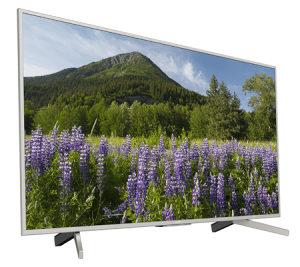 """Sony 4K 43"""" UltraHD 43XF7077 WiFi Smart TV XF7077"""