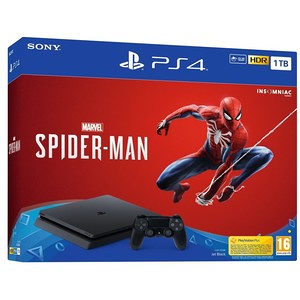 PlayStation 4 1TB F chassis   Spider-Man
