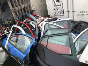 Vrata za razna auta- sve u kompletu