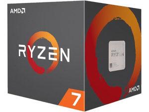 AMD Ryzen 7 2700 4.1GHz 20MB 65W AM4 3Yr