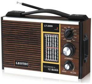 LEOTEC Portable Radio,FM/AM,SW 1-9/GRATIS DOSTAVA