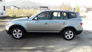 BMW X3 3.0D 4x4 2008god 85000km presao !
