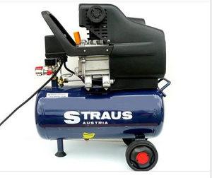 """Kompresor zraka""""STRAUS 25l ili 50l""""-12Mj.garancije"""
