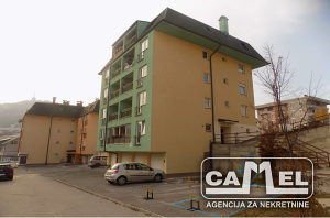 Troiposoban stan / Šip / 80 m2 + parking mjesto