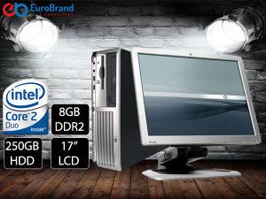"Komplet računar sa 8GB RAM i LCD 17"" monitorom"
