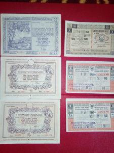 Novcanice FNRJ(obveznice narodnog zajma)