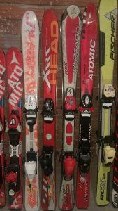 Skije 110cm