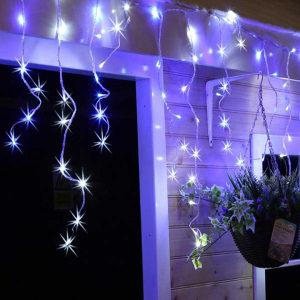 LED visilica 12x0,7m