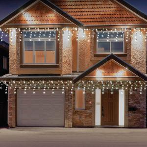 LED visilica 9x0,7m