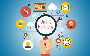 Online marketing kampanje
