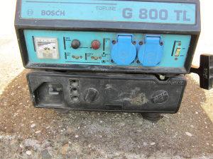 Bosch Agregat na benzin