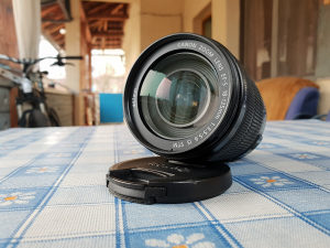 Canon 18-135mm STM IS Objektiv