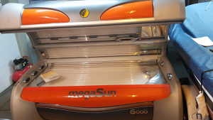 TURBO SOLARIJUM MEGA SUN 6000