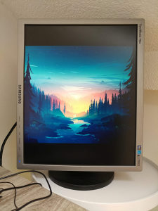 "Samsung SyncMaster 743B 17"" Monitor   HDMI"