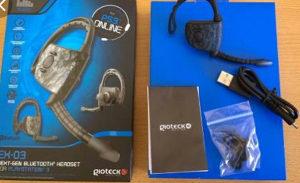 Slusalice za PS3 EX-03 BLUETOOTH HEADSET.