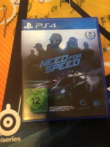 NEED FOR SPEED PS4 2016 (UNDERGROUND 3)